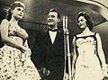 Marisa Allasio Nunzio Filogamo e Fiorella Mari.jpg