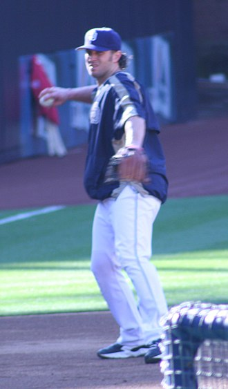 Mark Bellhorn - Bellhorn with the San Diego Padres in 2006