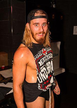 Mark Haskins - Haskins at Smash Wrestling's Smash Vs Progress: Uncensored show in Oshawa, ON