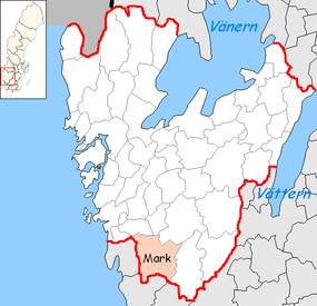 Mark Municipality in Västra Götaland County.png