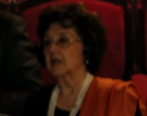 Marta Domingo - Marta Domingo in Barcelona on 3 May 2015
