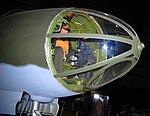 Martin B-26G Marauder nose detail, National Museum of the US Air Force, Dayton, Ohio, USA. (31196692787).jpg