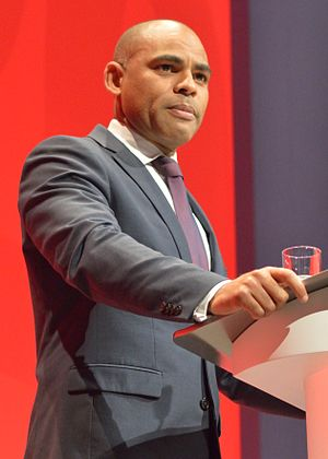 Mayor of Bristol - Image: Marvin Rees, 2016 Labour Party Conference 2
