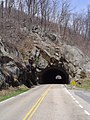 Mary's Rock Mountain Tunnel on Skyline Drive - panoramio.jpg