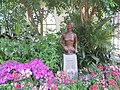 Mary-Gilbert-in-Conservatory-Fitzroy-Gardens.jpg