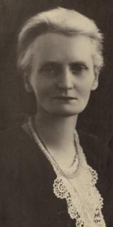 Mary Eliza Fullerton