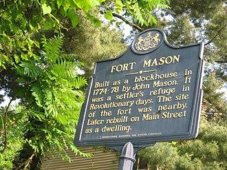 Masontown, Pennsylvania - Image: Masontown, Pennsylvania (8483062962)