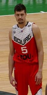 Mathieu Wojciechowski French-Polish basketball player