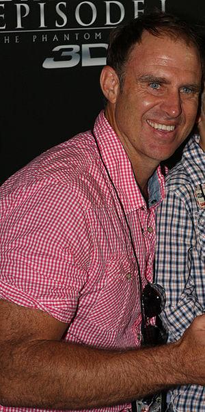 Matthew Hayden in 2012