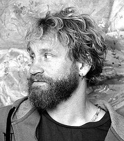 Mattias Silvell under Det Kgl. Svenske Teaters efterårssamling 2014.