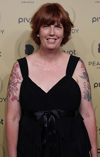 Maureen Ryan - Ryan at the 2015 Peabody Awards