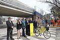 Mauricio Macri inauguró el paso bajo nivel de la calle Arias en Saavedra (7728153778).jpg
