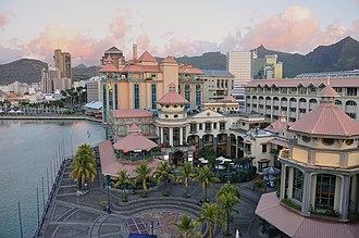 Port Louis - The Caudan Waterfront