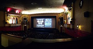 Mayfair Theatre - Interior of Mayfair Theatre