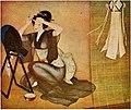Mayu no nagori by Kitani Chigusa.jpg