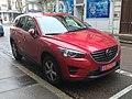 Mazda CX5 French transit plate (38505741630).jpg