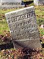 McCleery (Robert), Lebanon Church Cemetery, 2015-10-23, 01.jpg