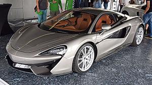 McLaren Automotive - McLaren 570S