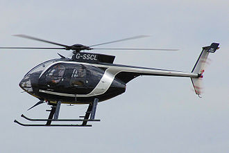 MD Helicopters MD 500 - An MD 500E