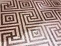 Meander mosaic floor in Herculaneum.jpg