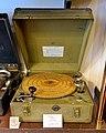 Mechanical Field Phonograph Portelec Model 9C, Pacific Sound Equipment Co., USA, 1940 - Kanazawa Phonograph Museum - Kanazawa, Japan - DSC00858.jpg
