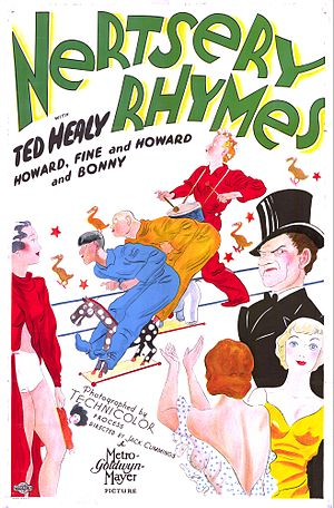Nertsery Rhymes - Image: Med 1933 NERTSERY RHYMES Jack Cummings