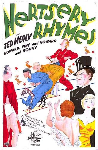 Nertsery Rhymes - Film poster