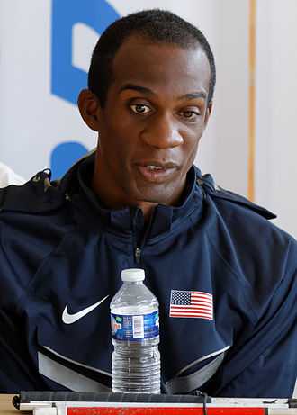 Lex Gillette - Lex Gillette at the Paris Paralympic Meeting in 2014