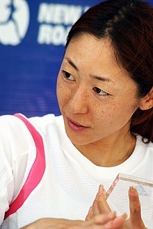 Megumi oshima nyrr mini 10k new york 7th place photo by christopher peterson.jpg