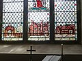 Memorial window at the church of St. Nicholas, Sturry - geograph.org.uk - 1351218.jpg