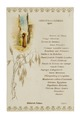 Meny till juldagsmiddag på Gezirah Palace, 25 december 1900 - Hallwylska museet - 100668.tif