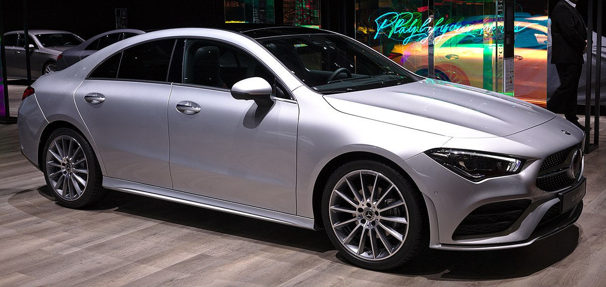 Mercedes Benz Cla >> Mercedes Benz Cla Class Wikipedia