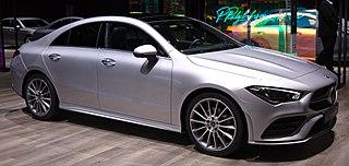 Mercedes-Benz CLA-Class Motor vehicle
