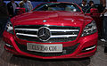 Mercedes CLS 250 CDI BlueEFFICIENCY (C218) front 20101003.jpg