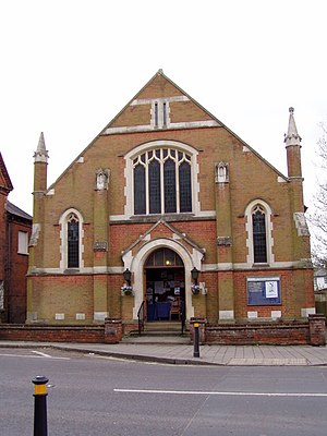 Hartley Wintney - Hartley Wintney Methodist church