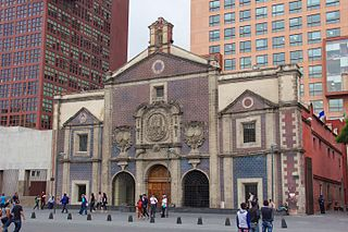 Corpus Christi Church, Mexico City