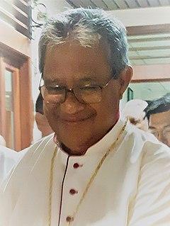Ewaldus Martinus Sedu 21st-century Indonesian Catholic bishop