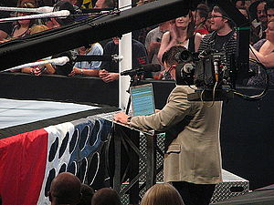 Anonymous Raw General Manager - Michael Cole reads an email from the Anonymous General Manager.