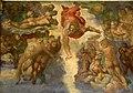 Michelangelo, conversione di saulo, 1542-45, 04.jpg