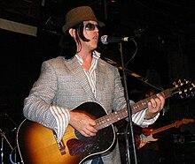 Mike Farris tritt bei Antone in Austin auf (2009)
