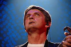 Mike Oldfield în 2006 la seria de concerte Night of the Proms