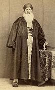 Mikhail Mishaqa Vice-consul américain en 1859.jpg