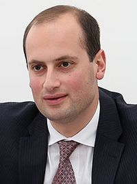 Mikheil Janelidze - May 2016 (cropped).jpg