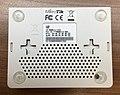 MikroTik RouterBoard HAP RB951Ui-2nD Bottom (21225473510).jpg