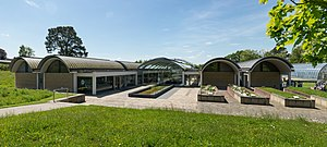 Millennium Seed Bank Partnership - Millennium Seed Bank building