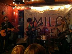 Milo Greene at the Cosmic Cafe, Placerville, California, May 2011..jpg