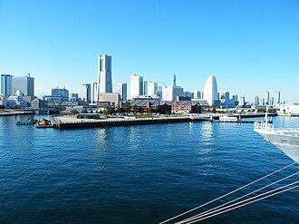 Kanagawa Prefecture - Minato Mirai 21, Yokohama