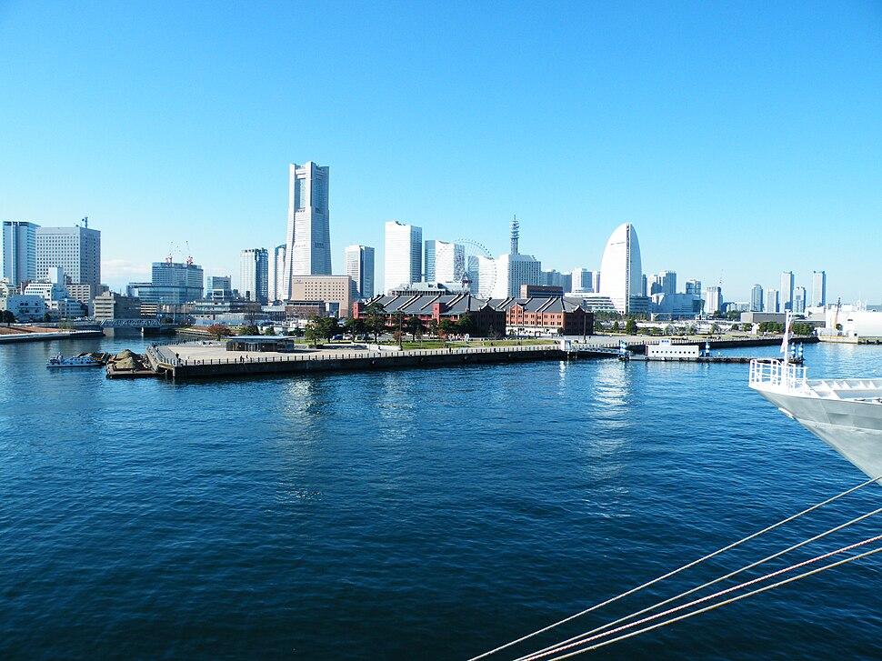 Minato Mirai 21 Far View