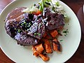 Minke Whale sweet potatoes Duus Keflarvik.jpg