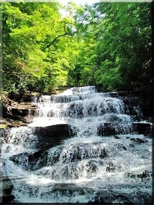 Minnehaha Falls (Georgia) - Minnehaha Falls